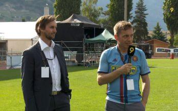 100 ans du Martigny-Sports: le club vu par Francesco Bortone et Johan Lonfat