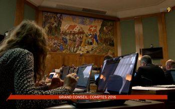 Comptes 2016, élection d'un procureur et les grands prédateurs seront au menu de la session du Grand Conseil