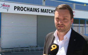 Délai de cinq jours accordé au Martigny Red Ice pour présenter des garanties financières