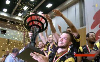 Le BBC Monthey a remporté le titre de champion suisse: retour sur le match face aux Lions de Genève
