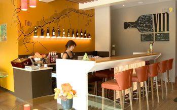 Chez Victorine à Fully: une vinothèque qui a du succès