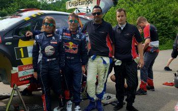 Rallye du Chablais: le duo Lathion a roulé sur les traces de Sébastien Loeb