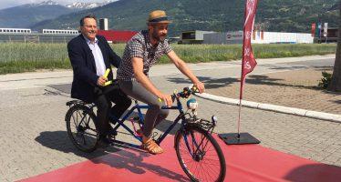 TANDEM: soutien du canton du Valais aux artistes (3/4)