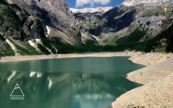 Le Valais par les lacs – Tseuzier (1/8)