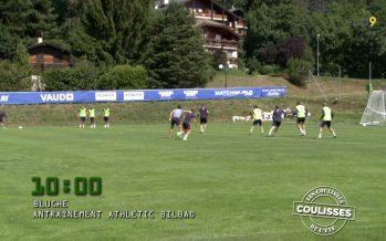 Les coulisses de l'été: festival de Football des Alpes à Crans-Montana