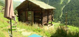 Anako Lodge à La Forclaz: en vacances au mayen, comme autrefois, le confort en plus