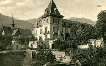 150 ans d'histoire de l'hôtellerie en Valais et beaucoup d'écrivains célèbres (11.07.2017)
