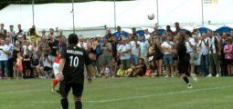 «Maradona? C'est un type génial, moi je l'adore», dit Gianni Infantino, président de la FIFA