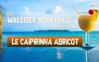 Le Walliser Cocktail de l'été: Le Caipirihna Abricot (3/8)