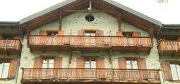 «À l'époque, la construction de l'hôtel a coûté 124'000 francs», dit Peter Weatherhill, directeur du Kurhaus d'Arolla