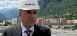 Ibex: le groupe chimique bâlois Lonza étend son investissement à Viège