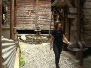 Maisons sauvages du val de Bagnes: des balades pour découvrir le patrimoine à pied, à vélo ou en auto