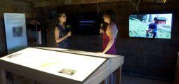Musées atypiques en Valais: visite à Ayent, Crans-Montana et dans la vallée de Binn (18.07.2017)