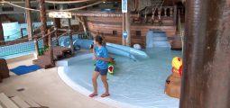 Sécurité et bien-être des nageurs, un challenge que relève quotidiennement Amandine Riboulot à Aquaparc