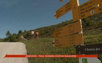 Trail Running Station Val d'Anniviers: inauguration de plusieurs parcours d'entraînement