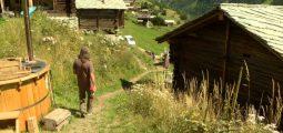 Les vacances de Valaisans: à l'alpage, au mayen et en cabane (27.07.2017)