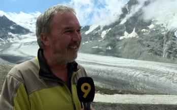 «On ne se lasse pas de ce paysage grandiose», dit Henri Chastelain, gardien de la cabane de Panossière