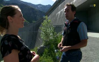 Le barrage de Mauvoisin: entre histoire et tourisme (07.07.2017)