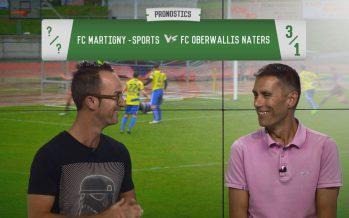 Les Pronostics: notre chef des sports Florent May affronte l'ancien entraîneur du FC Sion Christophe Moulin!