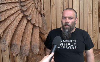 Montagn'Art: cinq jours pour créer des sculptures sur bois à Thyon-Les-Collons