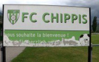 Chippis reçoit Zurich pour les 32es de finale de la Coupe de Suisse de football: un match sous haute surveillance