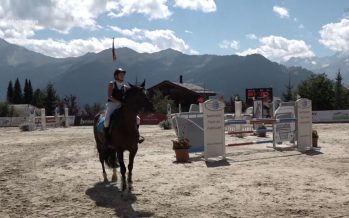 Jumping International de Verbier