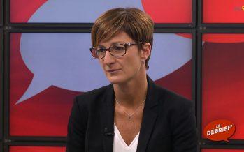 LE DÉBRIEF' de l'actualité de la semaine avec Karin Perraudin