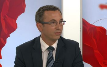 JO, sécurité… le point sur les dossiers du conseiller d'Etat valaisan Frédéric Favre