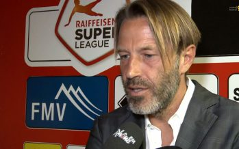 Match nul du FC Sion face à Bâle: l'entraîneur valaisan relève le soutien du public
