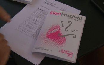 Sion Festival: 140 musiciens embarqués dans un marathon musical pour faire découvrir la ville