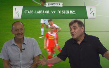 Les Pronostics: notre journaliste Désiré Coppex affronte l'ancien entraîneur de basketball Etienne Mudry