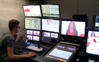 La TV valaisanne prépare sa rentrée (18.08.2017)