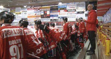 Hockey sur glace, l'heure de la reprise