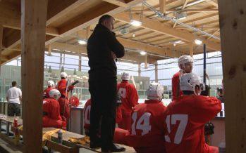 Hockey sur glace: champion suisse amateur, le HC Sion va découvrir la toute nouvelle MySports League