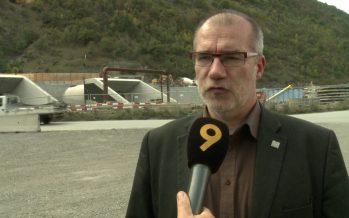 Autoroute A9: la mise à l'enquête du tronçon de Finges est terminée
