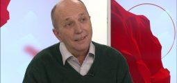 Jean-René Germanier, ancien conseiller national, s'exprime à propos de la succession de Didier Burkhalter