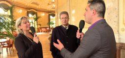 Interview de Géraldine Marchand-Balet et Jean-René Fournier, à deux jours de l'élection du Conseil fédéral