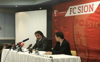 Christian Constantin perd son sang-froid face à Rolf Fringer. Le président du FC Sion s'explique