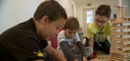 L'Institut Sainte-Agnès: des enfants et des droits
