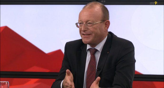 Élection d'Ignazio Cassis, initiatives RASA et No Billag: le point sur la session de septembre au National avec Jean-Luc Addor
