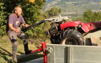Quel est le rôle d'un paysan de montagne? Produire fruits et légumes ou entretenir le paysage? Ou les deux?