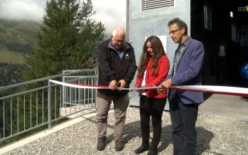 Outre la centrale inaugurée à Bourg-Saint-Pierre, Romande Energie a d'autres projets énergétiques en Valais