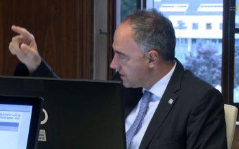Élire le Conseil fédéral: un pouvoir immense en mains des parlementaires. Christophe Darbellay et Jean-René Germanier se souviennent
