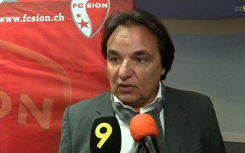 Affaire Fringer/Constantin: le président du FC Sion est interdit de stade durant quatorze mois. Il écope de 100'000 francs d'amende