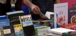 Le Festival du livre suisse met à l'honneur le voyage, qu'il soit géographique ou… intérieur