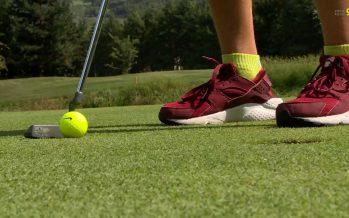 La pratique du golf se démocratise: le sport attire de plus en plus de jeunes sur les greens valaisans