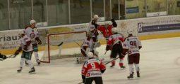 Coupe de Suisse de hockey: le HC Sion ne fait pas le poids face à Genève Servette