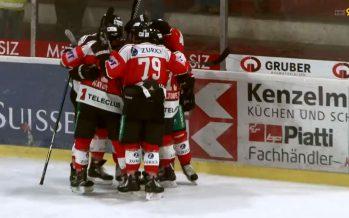 Le HC Viège valide son ticket pour les 8es de finale de la Coupe de Suisse