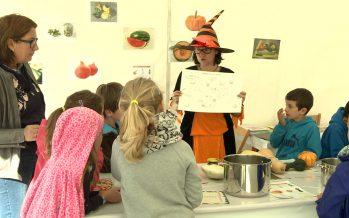 Semaine du goût: Madame Bougeotte invite les jeunes à manger équilibré et à bouger