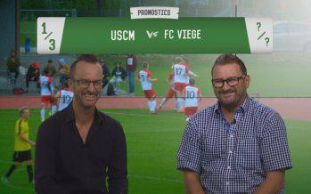 Les Pronostics: notre chef des sports Florent May affronte notre consultant football David Vernaz